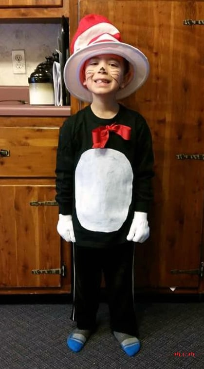 Homemade Dr Seuss Costumes Storybook Character Dress Up Ideas