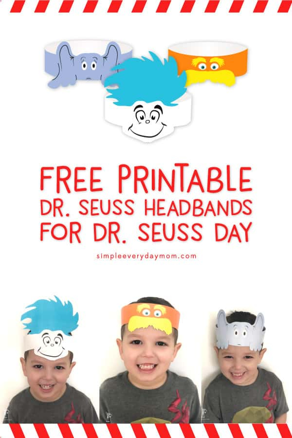 picture relating to Printable Dr Seuss Hat known as absolutely free-printable-dr-seuss-hats-pin-impression - Really should Include Mother