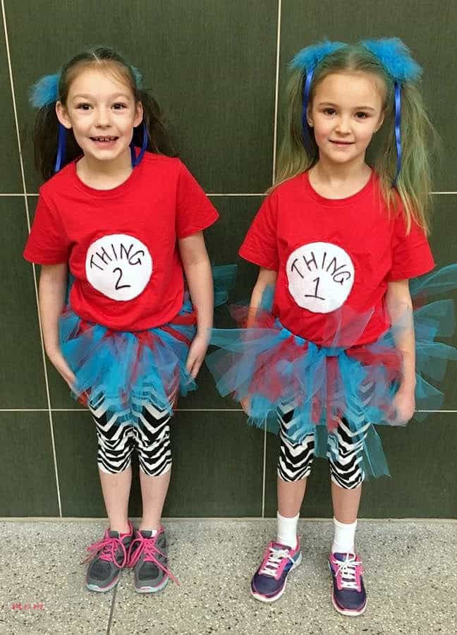 Homemade Dr Seuss Costumes Storybook Character Dress Up