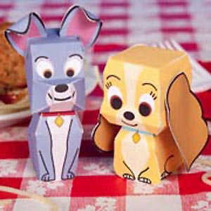 Disney's cherished animated classic, Lady and the Tramp joins the highly celebrated Walt Disney Signature Collection. We are ready for the release with some Lady and The Tramp Crafts and Food ideas. These ideas will help you turn your next family movie night into a fun filled movie experience.