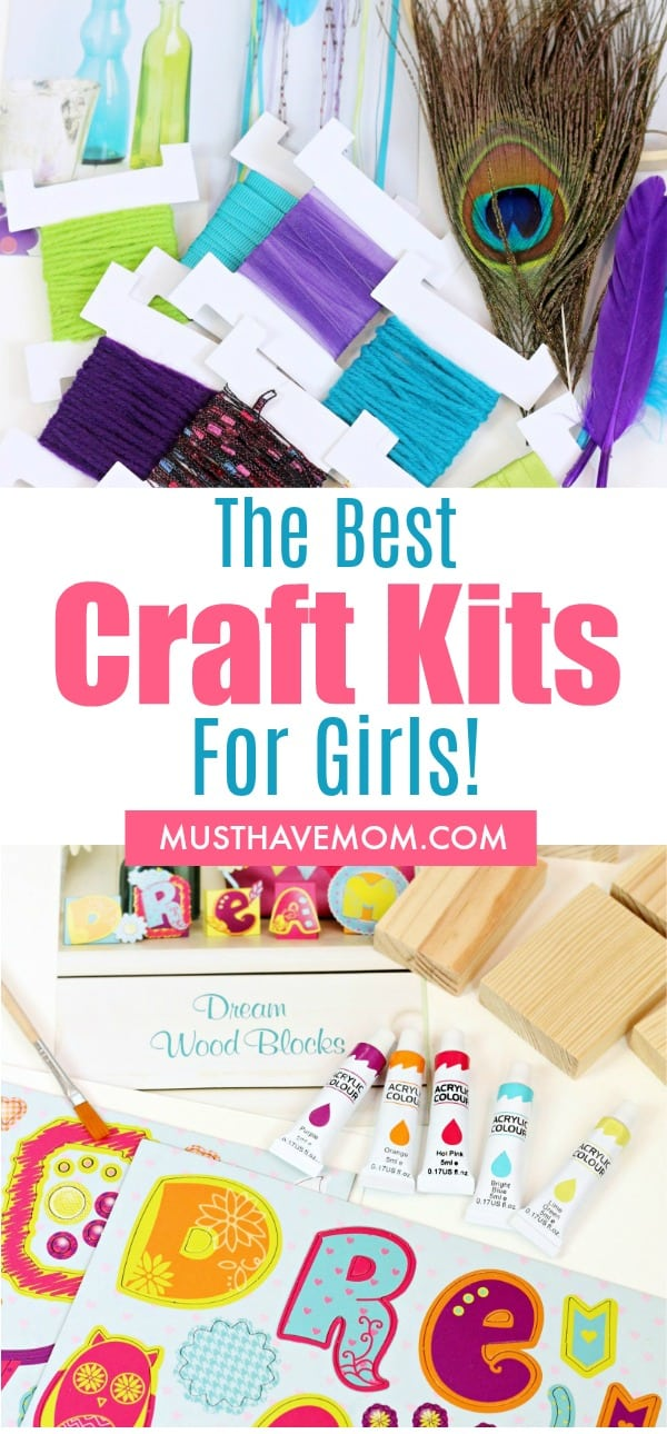 the best craft kits for kids must have mom