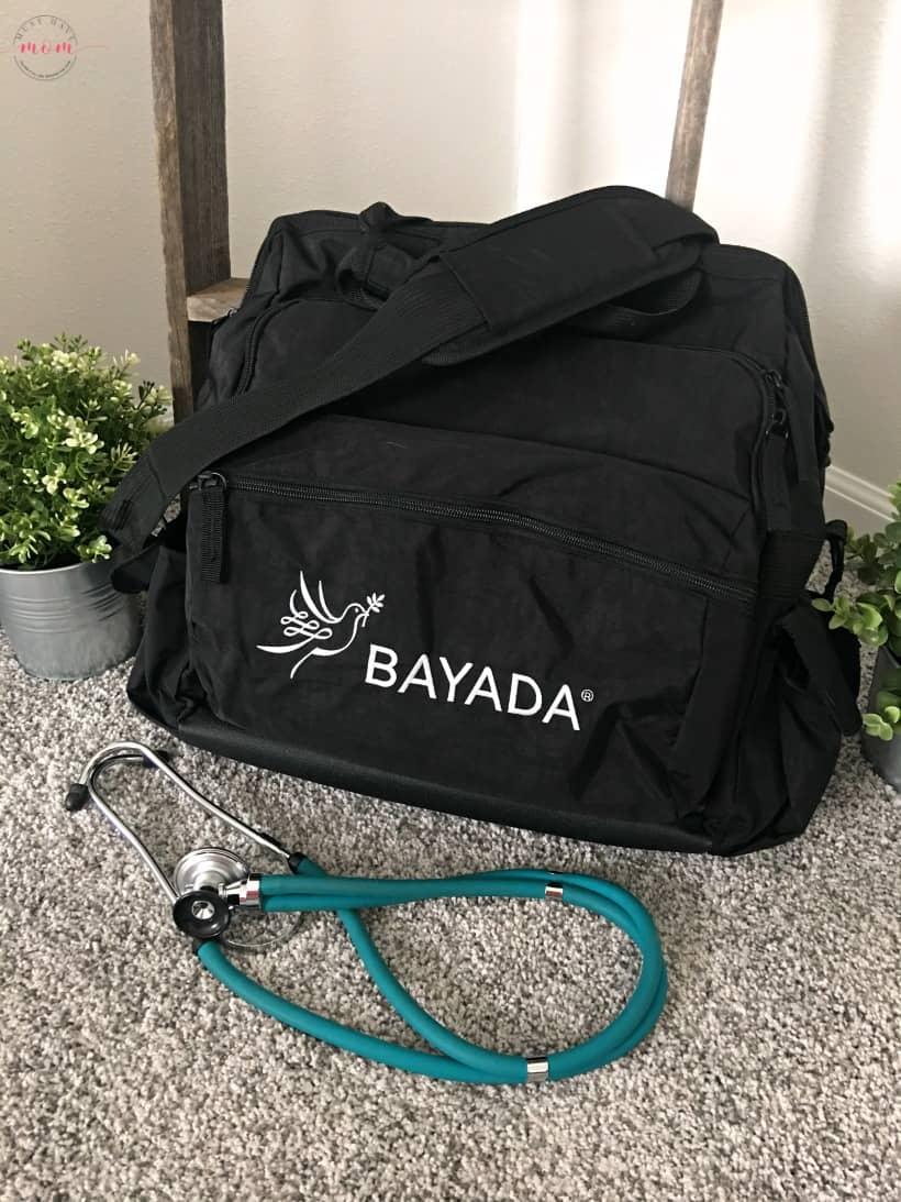BAYADA Nurses Bag