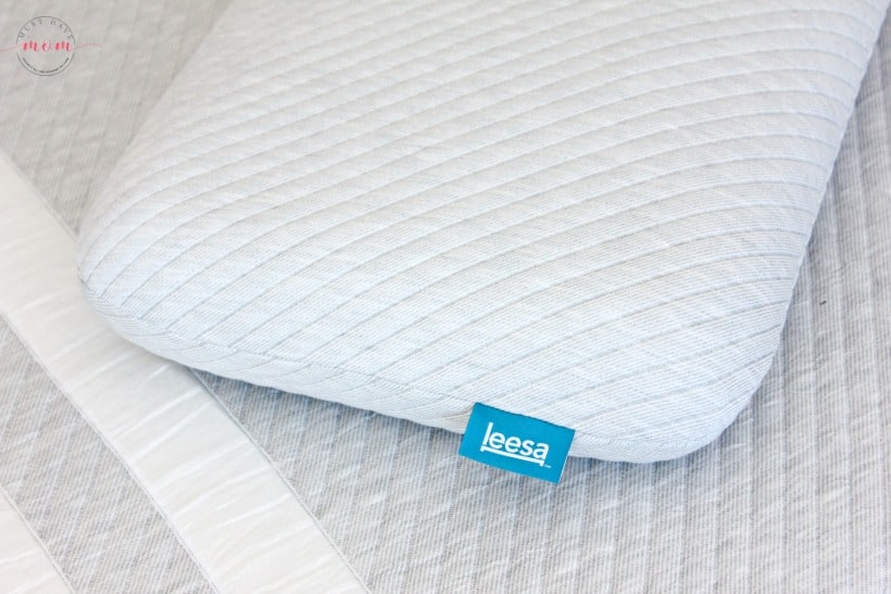 leesa pillow free with mattress