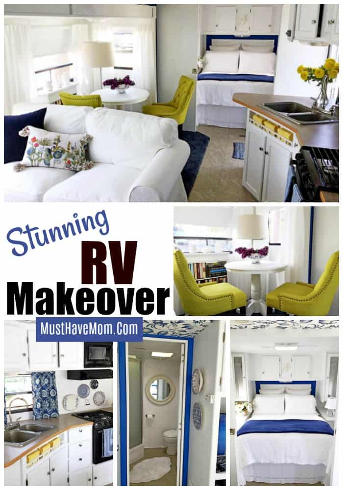 RV makeover