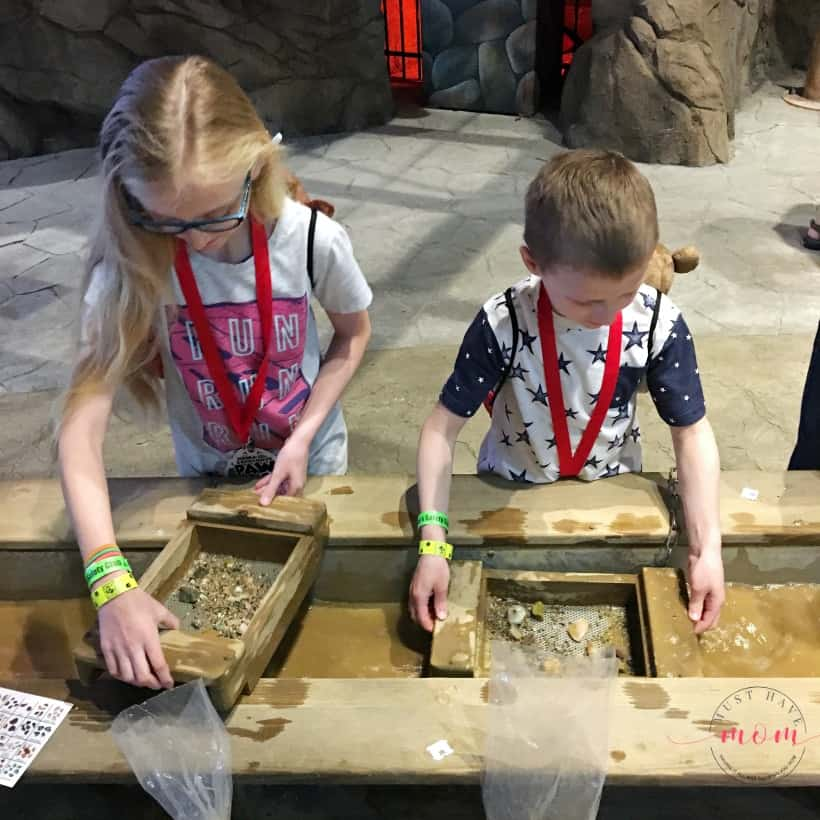 Oliver's Mining Co activity