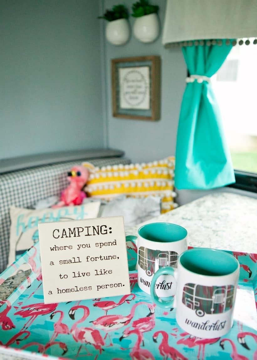 camper decor