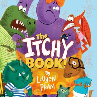 The Itchy Book. Perfect for Young Readers + Giveaway