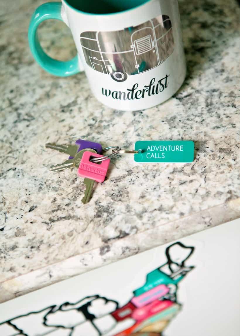 camper keys