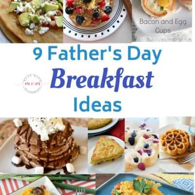 9 Father's Day Breakfast Ideas