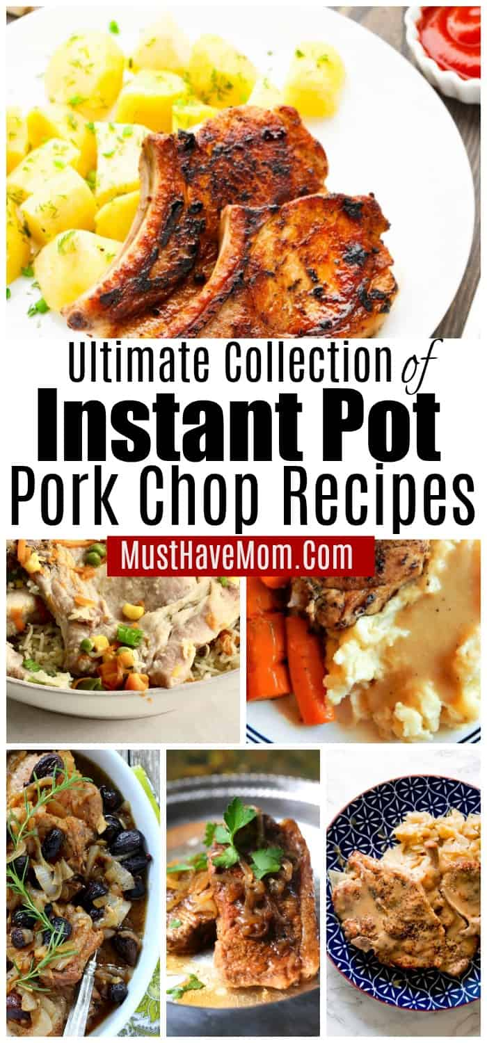 Instant Pot pork recipes