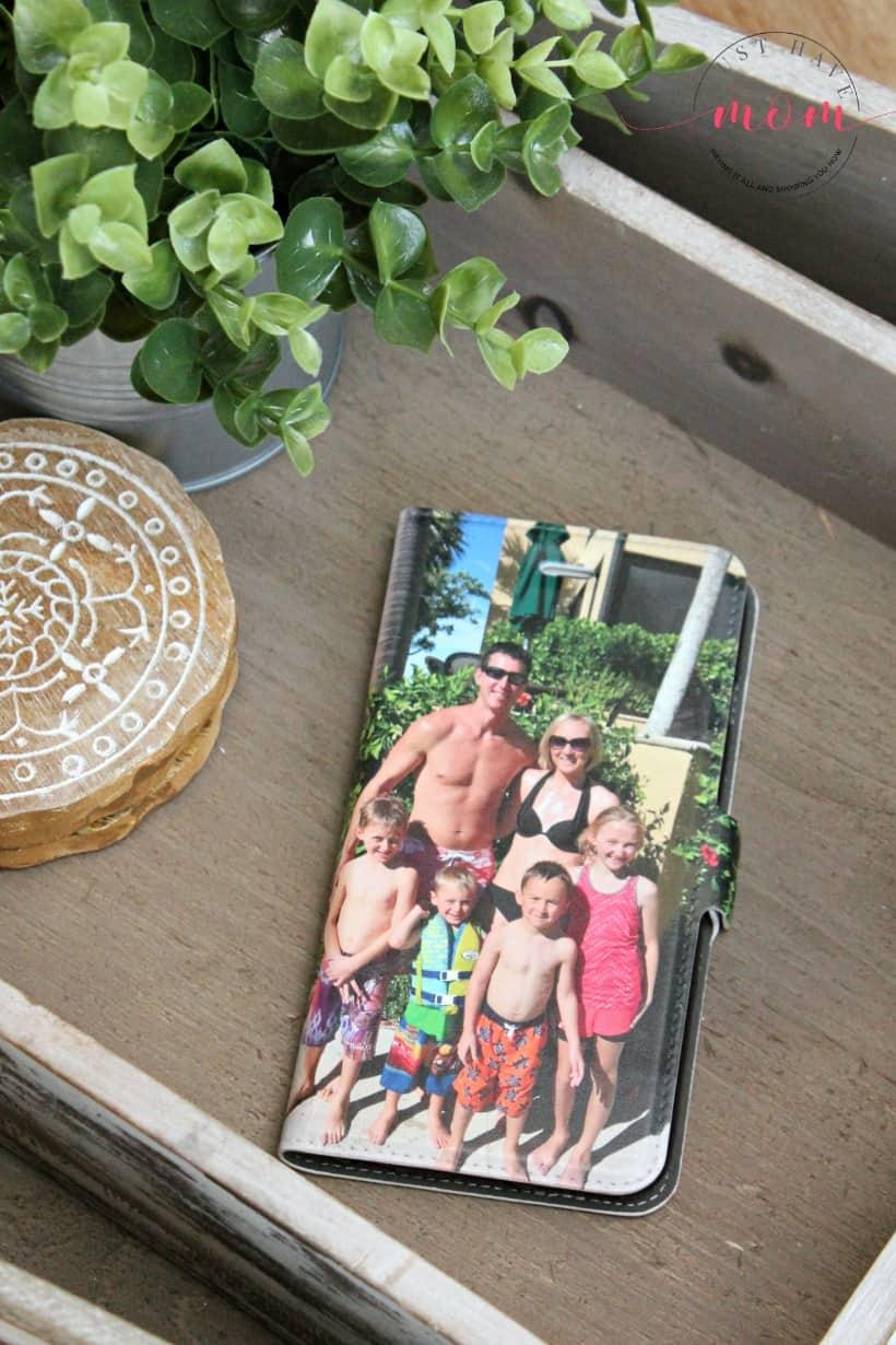 customized photo phone case