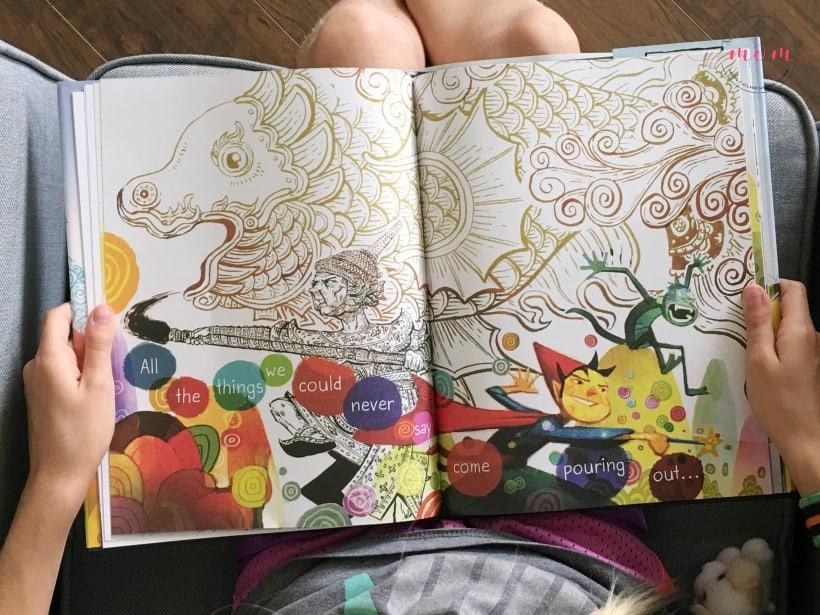 Drawn Together book illustrations