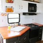 Modern Mountain RV Makeover Before & After Pictures