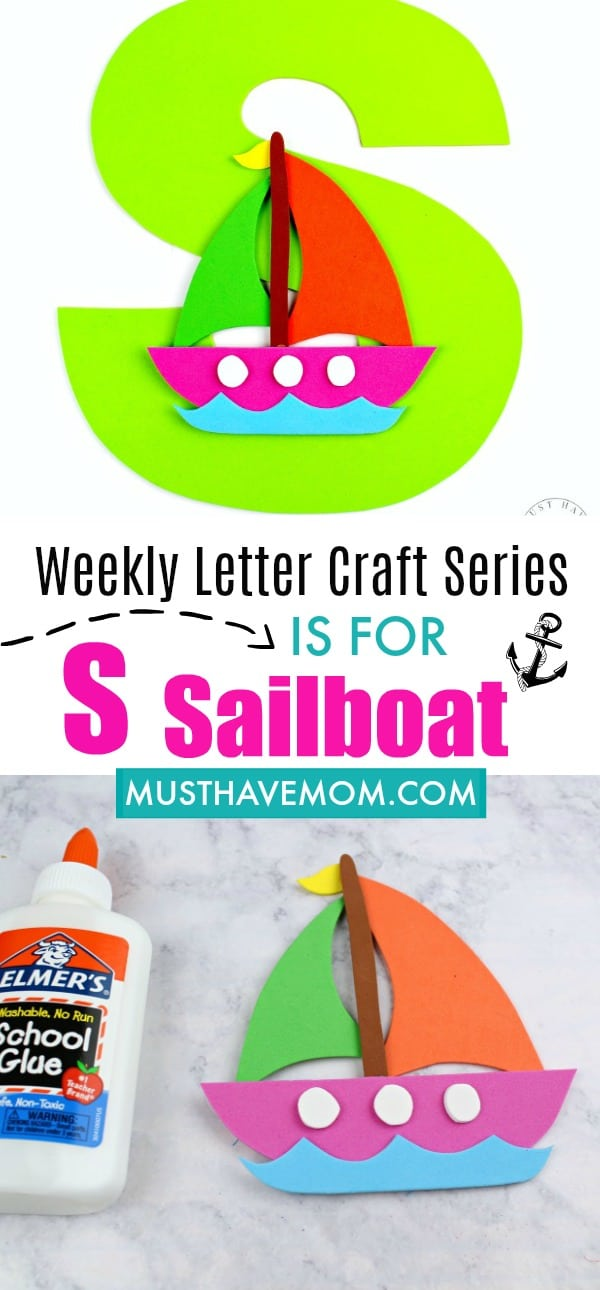 weekly letter craft S