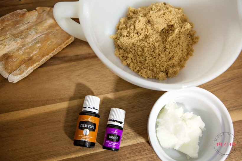 easy brown sugar scrub diy