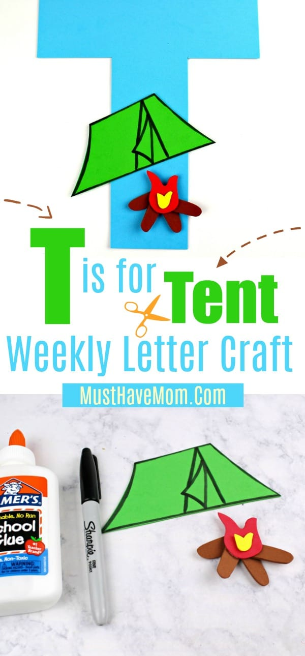 T is for Tent Craft