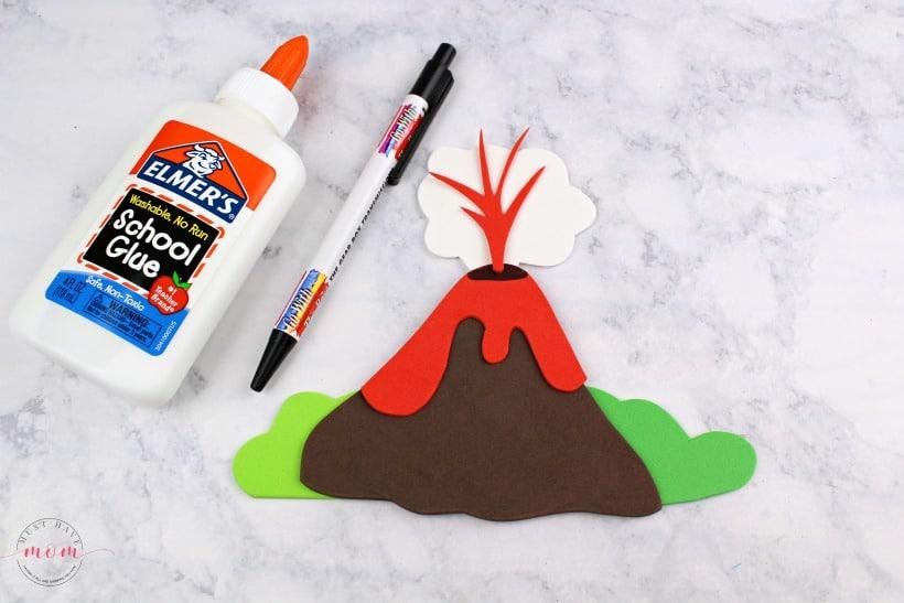 volcano craft
