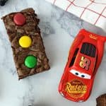 Stoplight Brownies & Cars 3 Party Ideas!