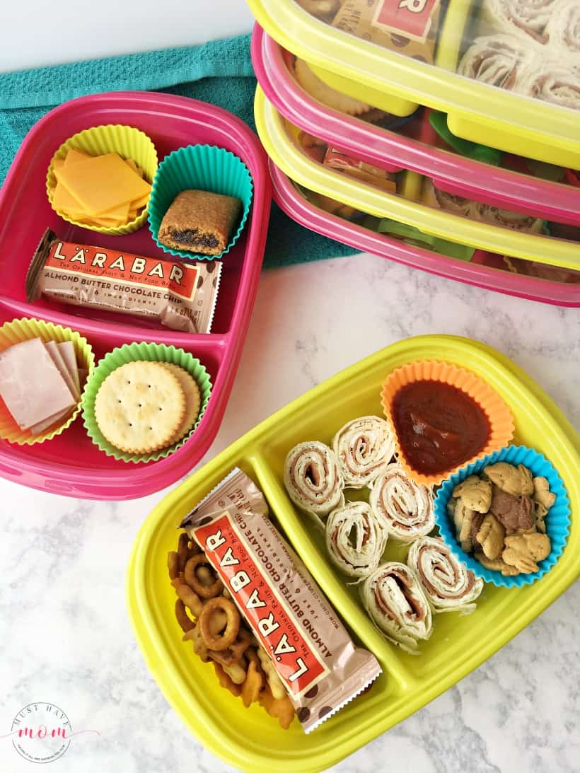 pack make ahead cold lunches
