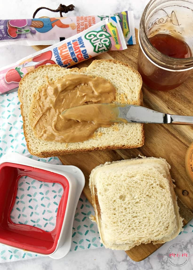 make ahead pb&j