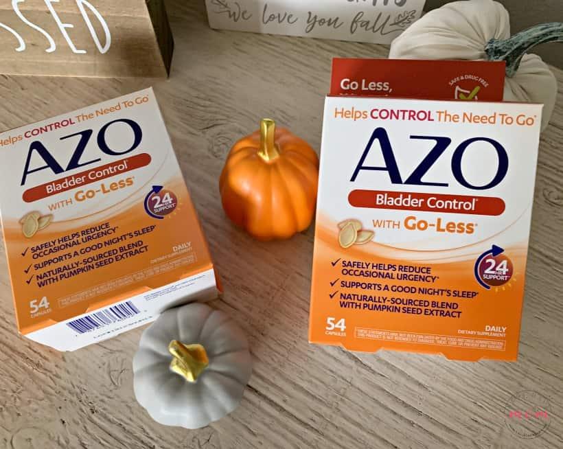 AZO go less