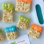 Rice Krispie Bar Monster Treats Recipe