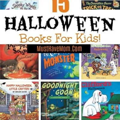 15 Best Halloween Books For Kids!