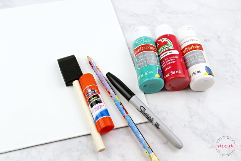 dr seuss craft supplies