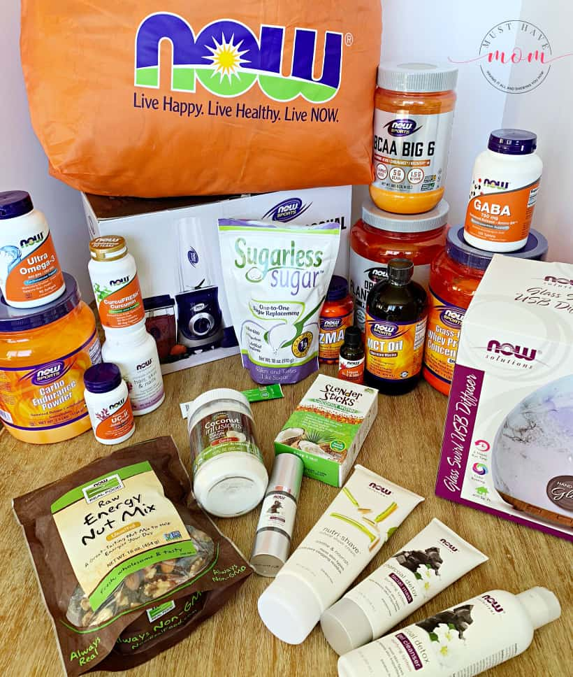 now foods giveaway prize