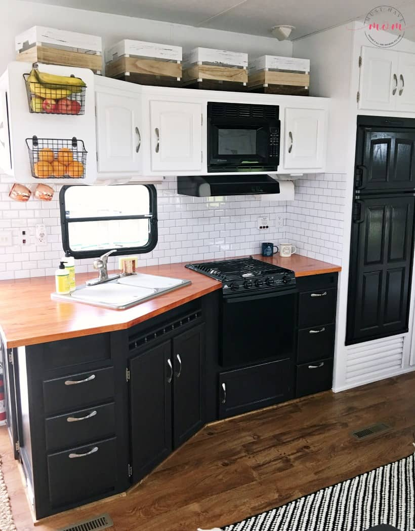 DIY rv countertops