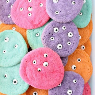 Eyeball Monster Cookies Recipe