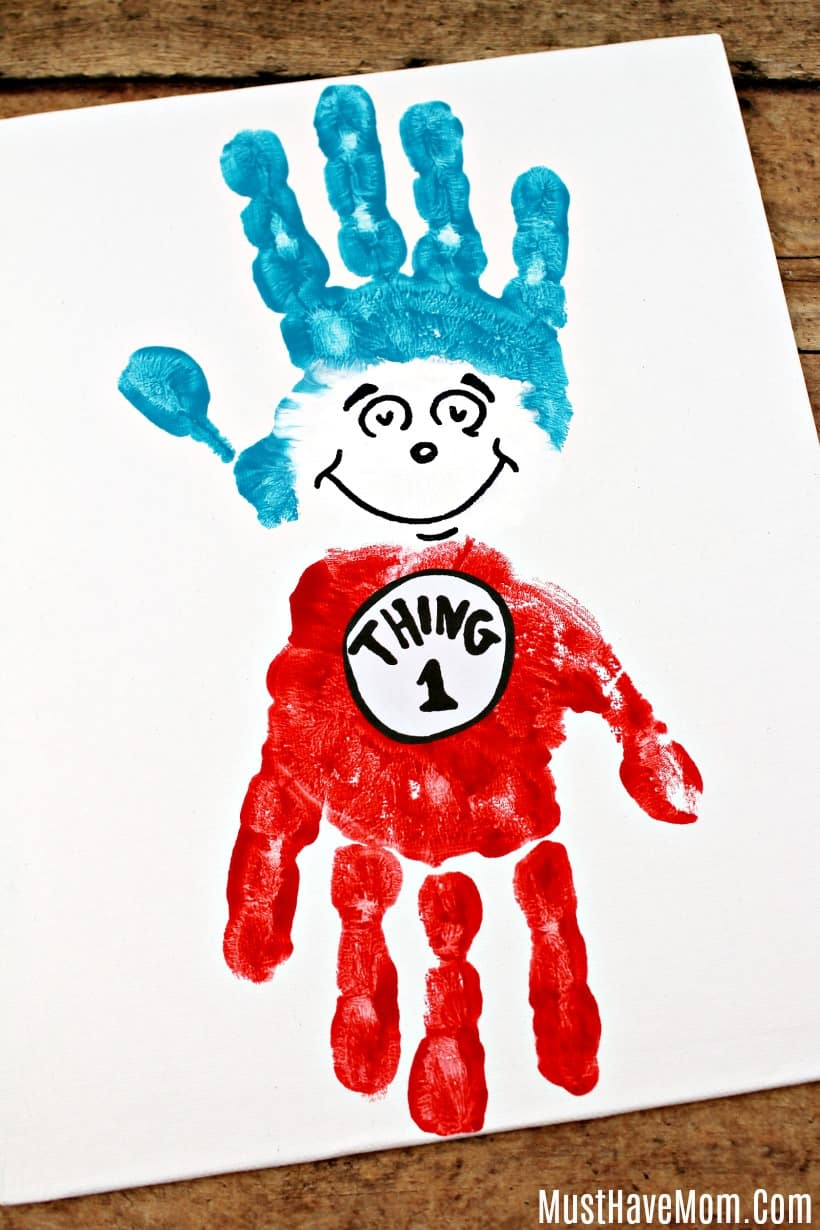 Thing 1 craft