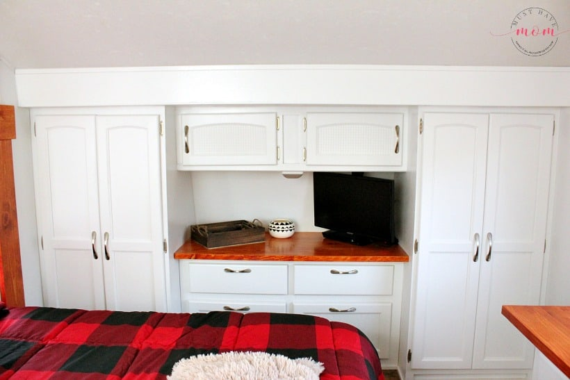 rv countertop makeover