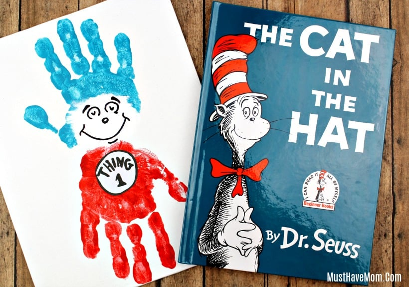 cat in the hat craft idea