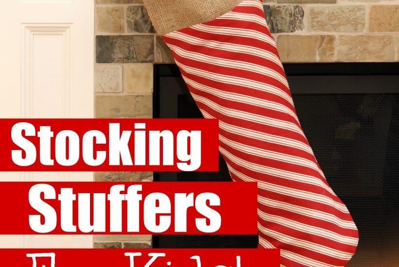 kids stocking stuffers guide