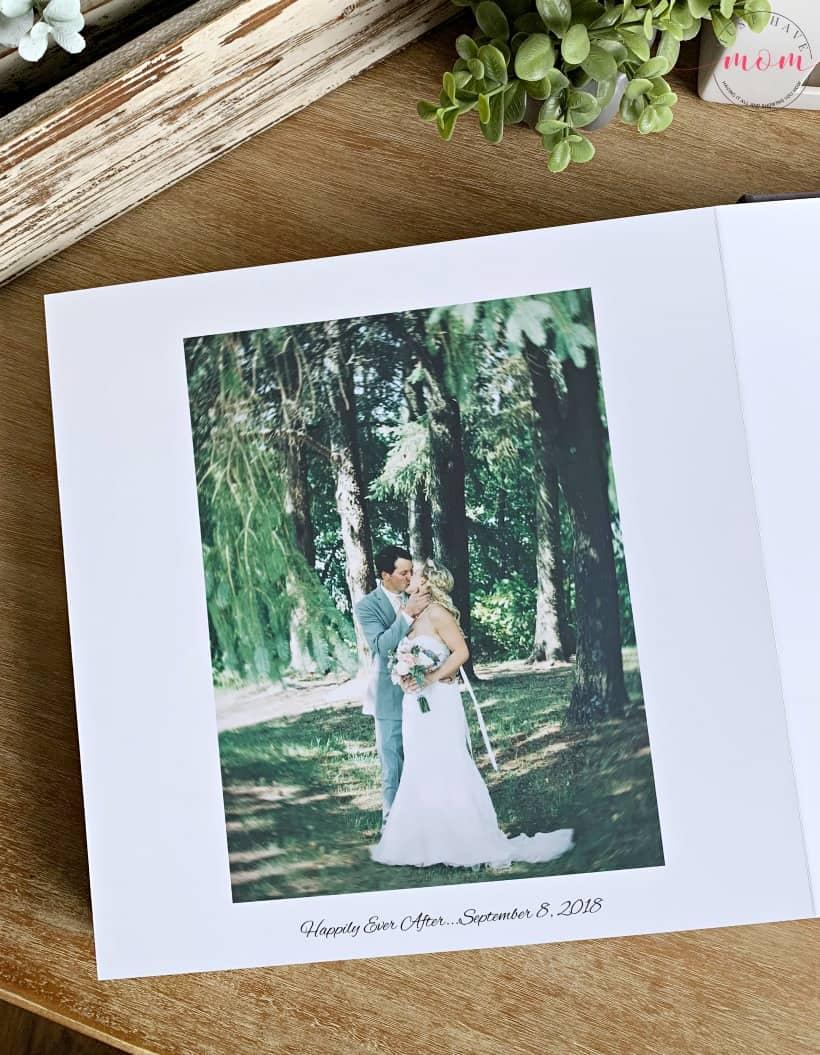 Album Envy wedding album