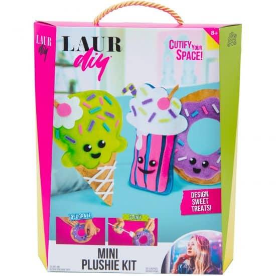 LaurDIY Mini Plushie Craft Kit