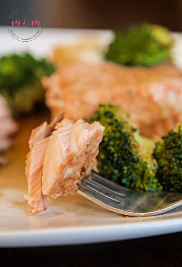 salmon foil pack directions