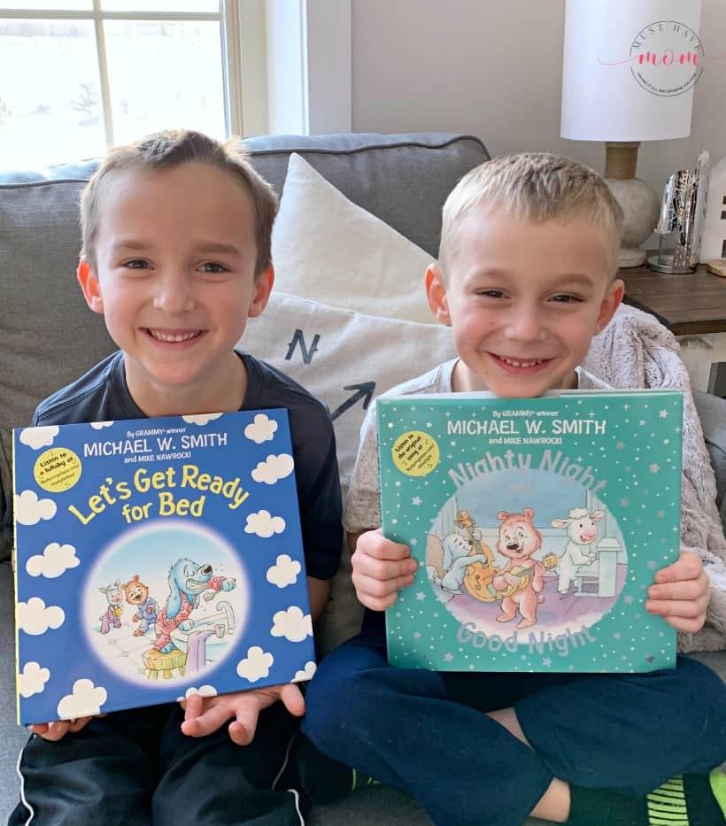 Nurturing Steps children's books