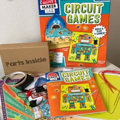 Best Stem Toys 2018 – Try Circuit Games!