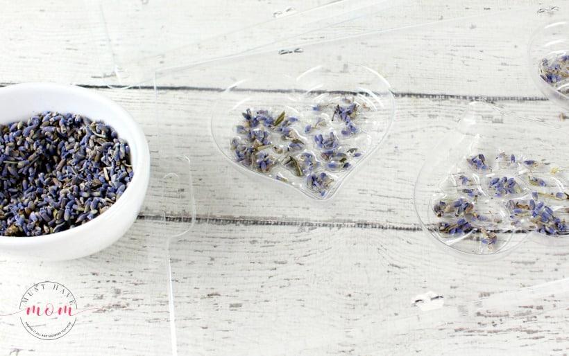 lavendar lotion bars