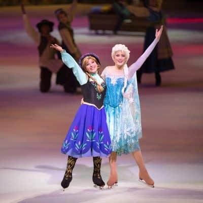 Disney's Frozen on Ice Comes To MN Featuring a Minneapolis Native!