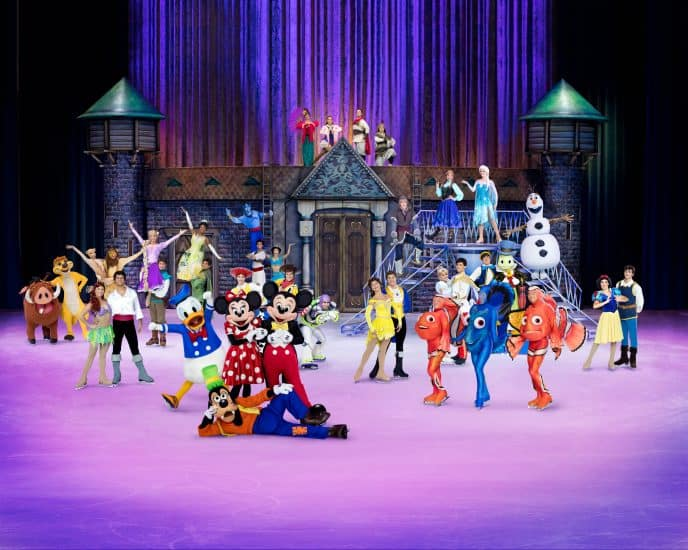 Disney on Ice in MN