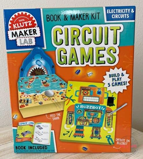 Klutz Maker Lab Circuit Games