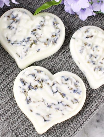 coconut oil lotion bars diy