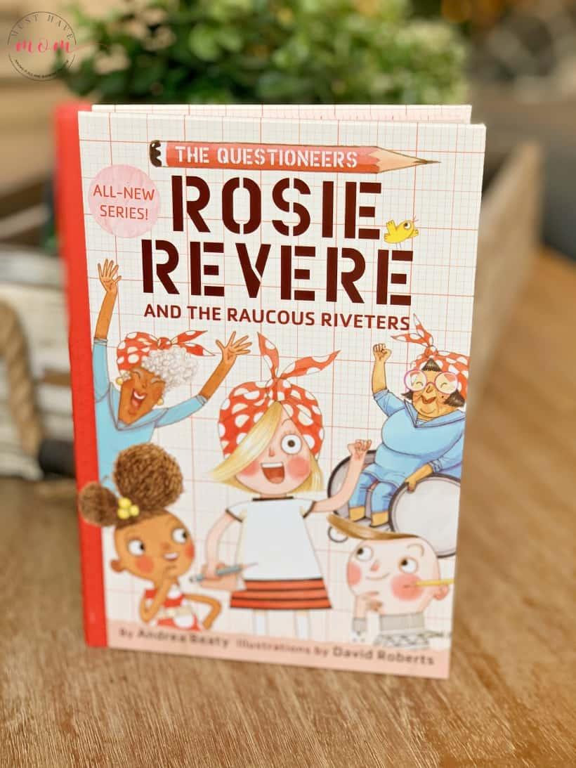 rosie revere book