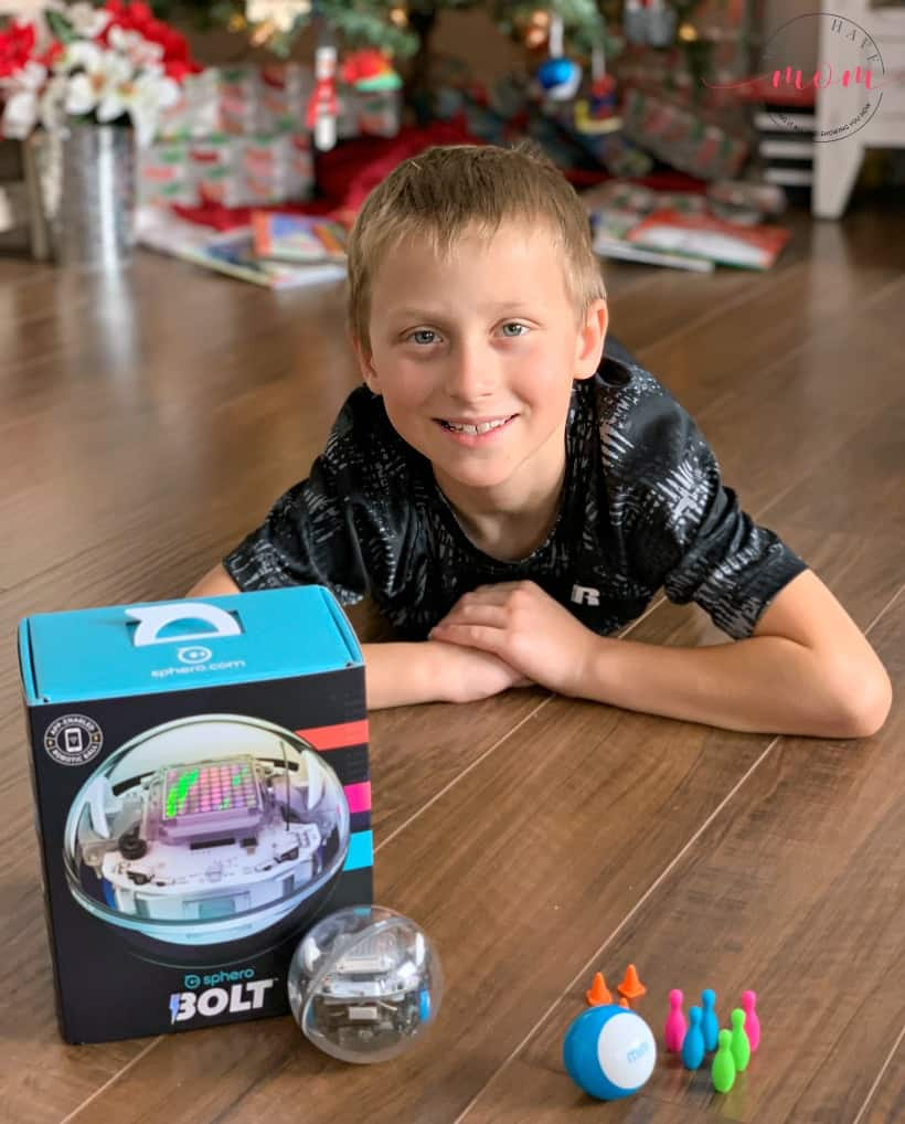 sphero mini and bolt