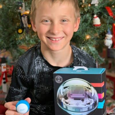 Sphero Mini + Sphero Bolt Provide Hours Of STEAM Learning Fun!