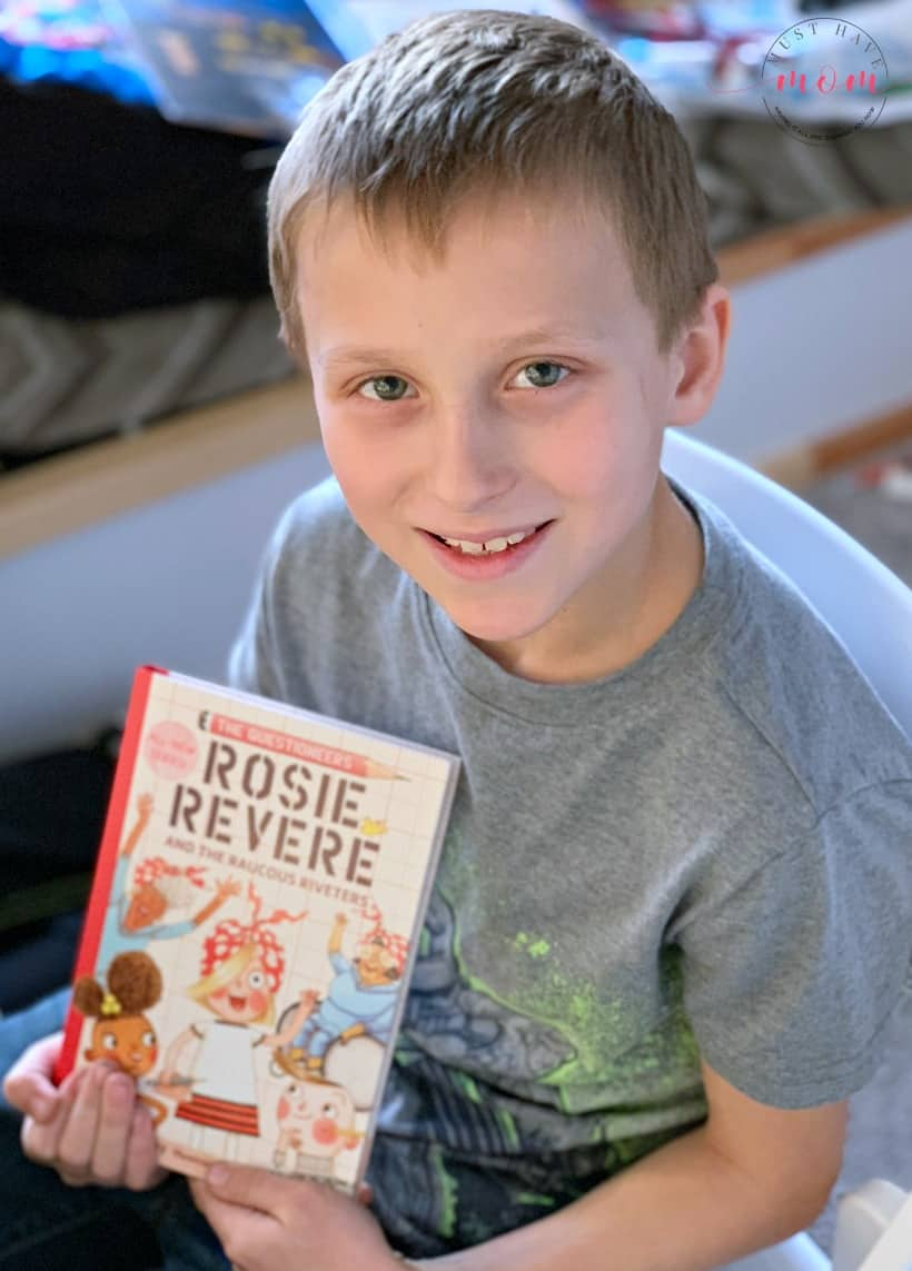 Rosie Revere books