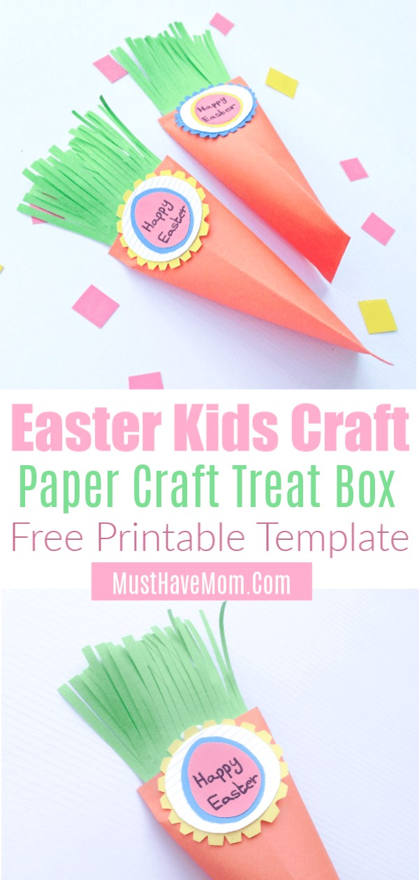 easy easter crafts for kid